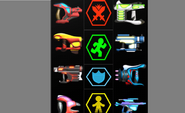 Whats your favorite weapon and boost