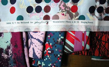 Jay fabric