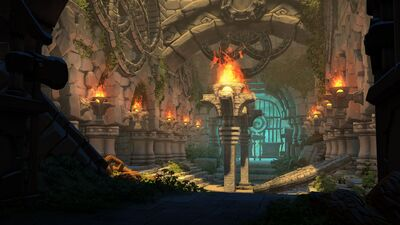 Dungeon Descent