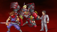 Nine Nine Multi Attack (Project X Zone 2)