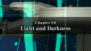 Chapter 18 - Light and Darkness
