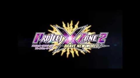 Phoenix Wright ~ Objection! 2001 (Project X Zone 2)
