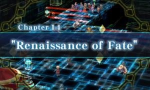 Chapter 14 - Renaissance of Fate
