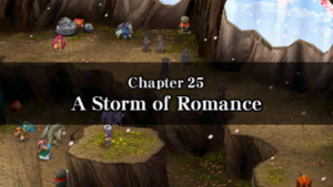 Chapter 25 - A Storm of Romance