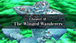 Final Chapter - The Winged Wanderers