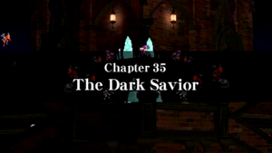 Chapter 35 - The Dark Savior