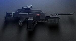 Storm Rifle