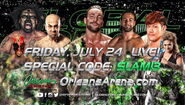 GFW TV Show Debut Banner 1