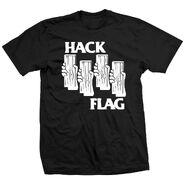 Hack Flag T-Shirt