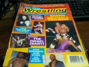 New Wave Wrestling - September 1995