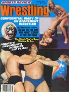 Sports Review Wrestling - March 1978