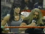 Triple H & Chyna