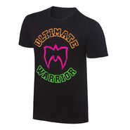 WWE x NERDS Ultimate Warrior Parts Unknown Vintage T-Shirt