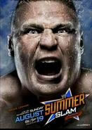 SummerSlam 2012 Poster
