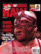 Raw Magazine May June 1997