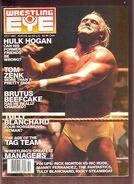 Wrestling Eye - October 1987