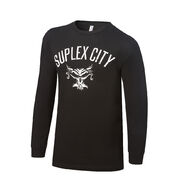 Brock Lesnar Suplex City Long Sleeve T-Shirt