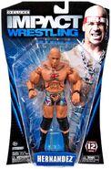 TNA Deluxe Impact 12 Hernandez