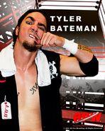 Tyler Bateman All Pro Wrestling (APW) Roster Pic