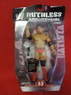 WWE Ruthless Aggression 43 Batista