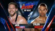 Jack Swagger vs Tyler Breeze