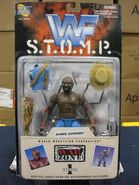 WWF Stomp 1 Ahmed Johnson