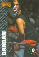 1999 WCW-nWo Nitro (Topps) Damian 54