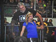 Kevin Nash & Miss Brianna UWE