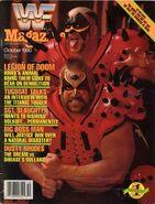 October 1990 - Vol. 9, No. 10
