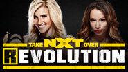 Takeover 3 Charlotte v Sasha Banks