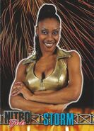 1999 WCW-nWo Nitro (Topps) Storm 64