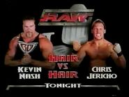 Kevin Nash vs Chris Jericho
