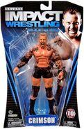 TNA Deluxe Impact 10 Crimson