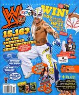 WWE Kids Magazine October 2010
