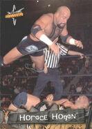1999 WCW Embossed (Topps) Horace Hogan 60