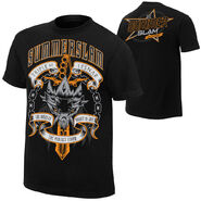 Brock vs. HHH Summerslam T-Shirt