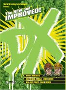 The New and Improved DX dvd cover
