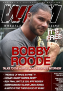 Wrestle Hustle Magazine - February 2013