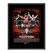 Eric Young NXT TakeOver San Antonio 10 x 13 Commemorative Photo Plaque