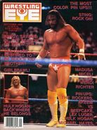 Wrestling Eye - September 1989