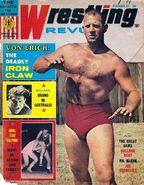 Wrestling Revue - February 1967