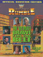 Royal Rumble 1992 Program