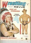 Wrestling Revue - May 1972