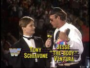 Jesse Ventura & Tony Schiavone