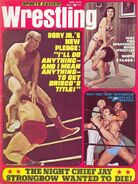 Sports Review Wrestling - September 1975