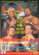 WCW Magazine - February 1996
