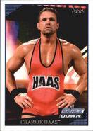 2009 WWE (Topps) Charlie Haas 13