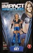 TNA Deluxe Impact 7 Velvet Sky