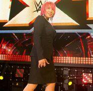 Asuka NXT Debut