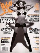 WWE Magazine November 2006